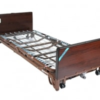 Full Electric Low Height Bed