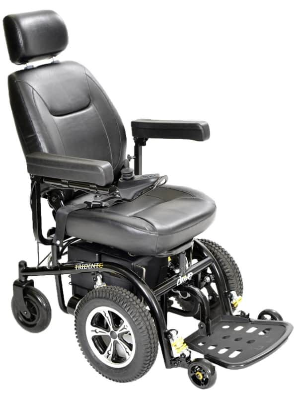 Trident (Standard Power Wheelchair Front-Wheel Drive)