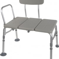 Transfer Tub Bench (Knocked Down Tool-free Back, legs and Arms)