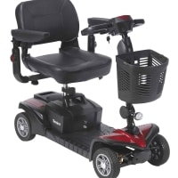 Scout DST 4-Wheel Travel Scooter