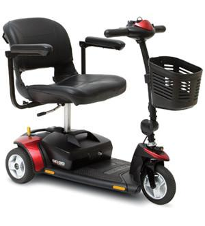 Go-Go Elite Traveler 3 Wheel