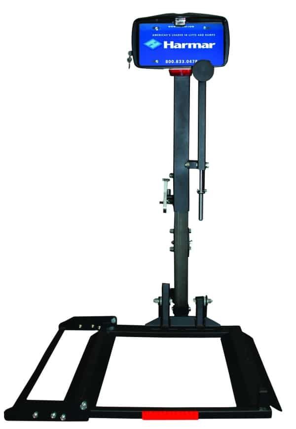 AL160 Profile Scooter Lift