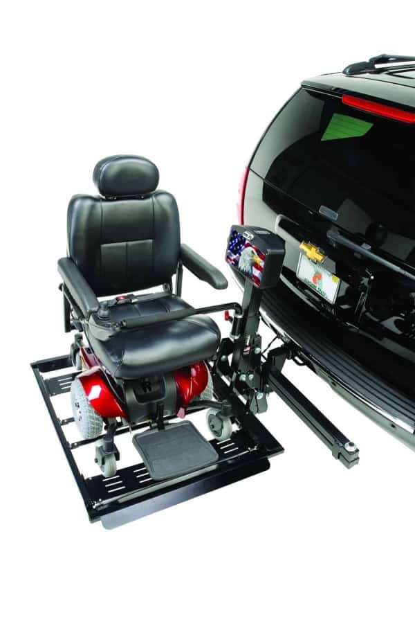 AL560XL Automatic Extra Large Power Chair Lift