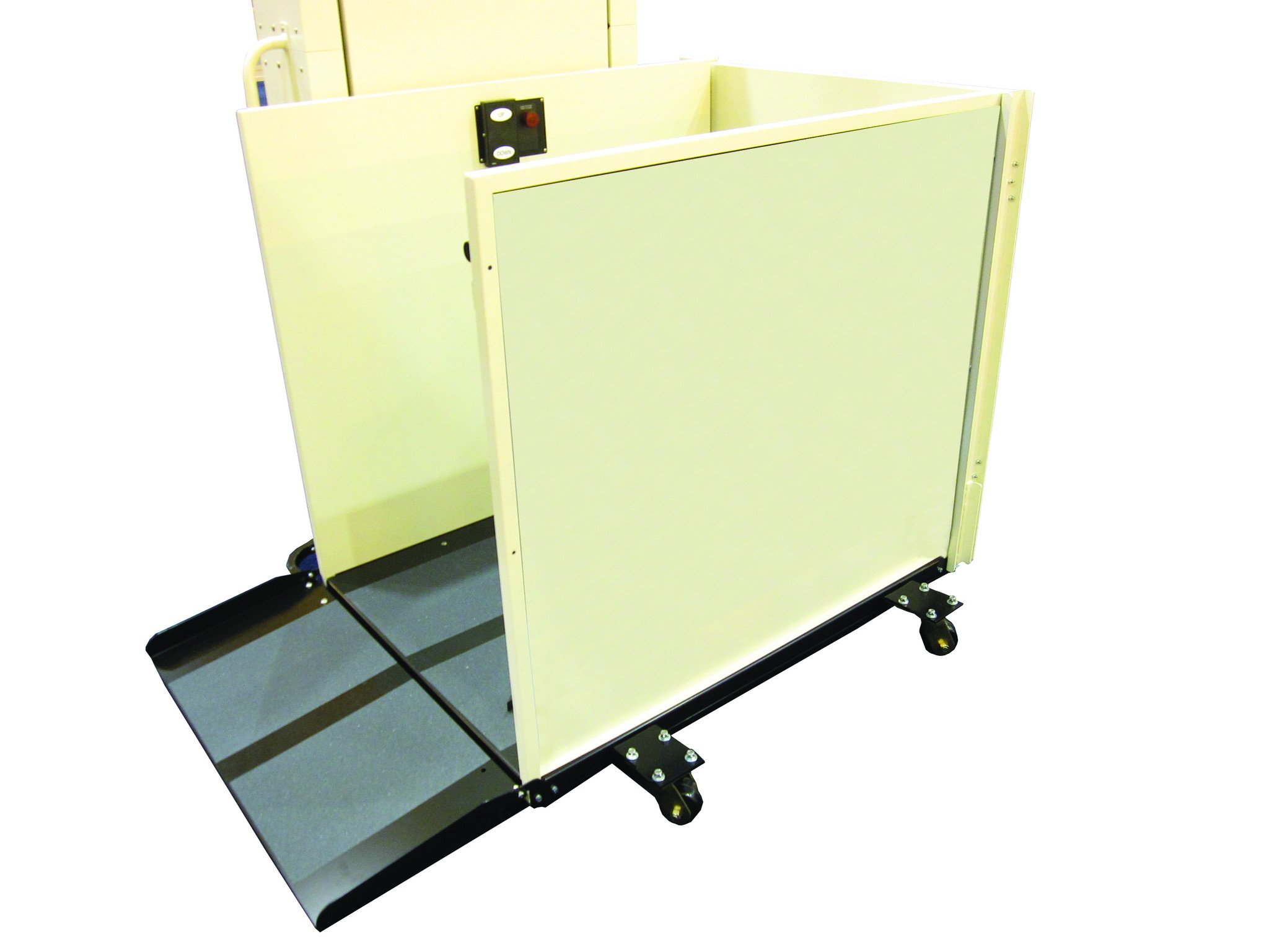 Vertical Platform Lift: CPL400P Portable CPL400P 750 lbs Capacity (Commercial Elevator, Home Elevator)