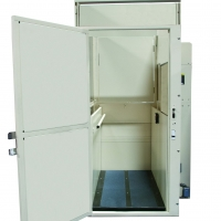 Vertical Platform Lift: EPL Enclosed CPL 750 lbs Capacity (Commercial Elevator, Home Elevator)