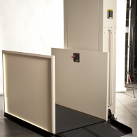 RPL Residential Vertical Platform Lift 600 lbs Capacity (Commercial Elevator, Home Elevator)