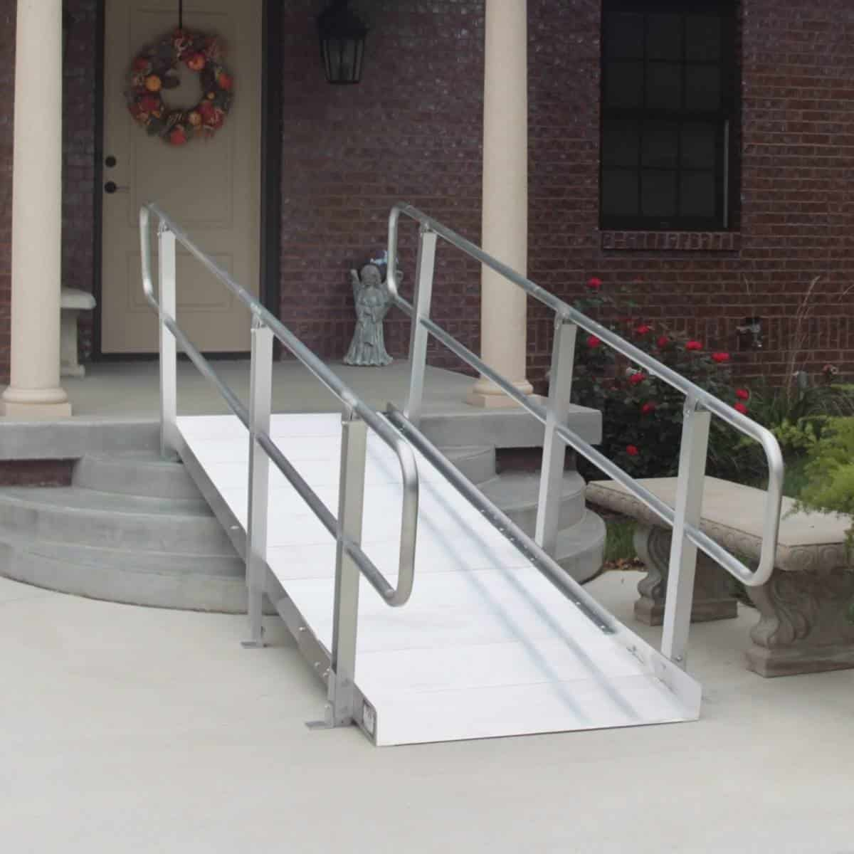 OnTrac Ramp (Solid with or without handrails)