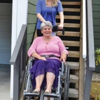 Stair-Trac - Portable Wheelchair Lift (Commercial Stairlift, Stair Lift)
