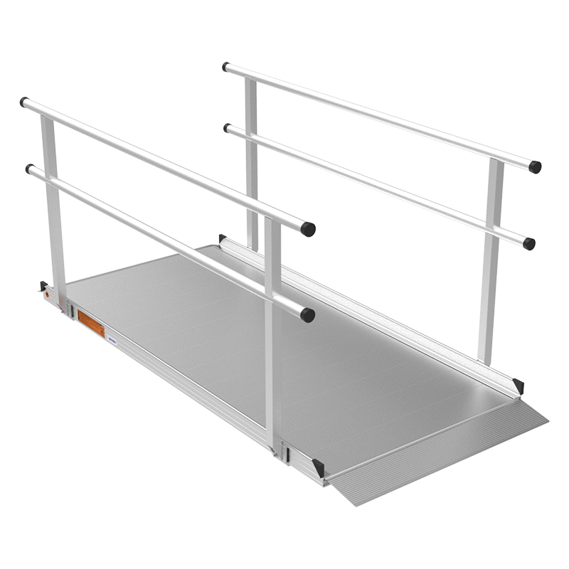GATEWAY™ Solid Surface Portable Ramp