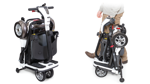 Go-go Folding Scooter