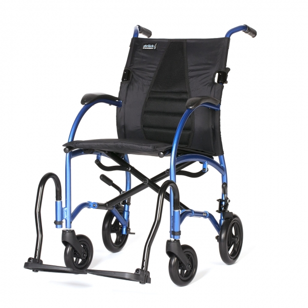strongback 8 transport wheel chair