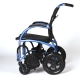 Strongback Excursion 12 transport wheelchair