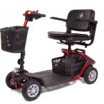lite rider 4 wheel scooter